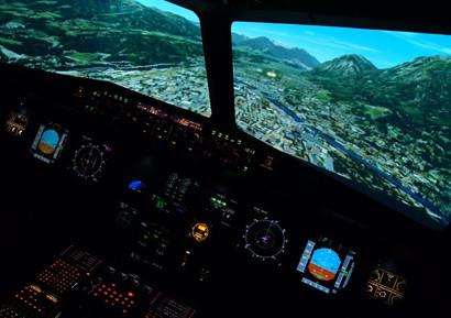 Simulateur de vol Airbus Toulouse