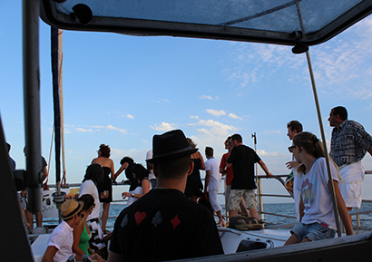 Soirée Privée entreprise Catamaran 3