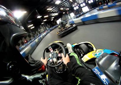 Soirée animation entreprise Karting à Toulouse