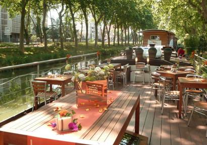 Soirée entreprise Toulouse sur une péniche privatisée 4