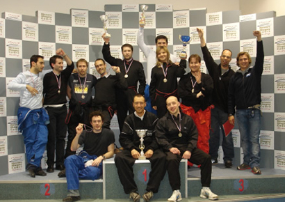 Soirée groupe Karting a Toulouse