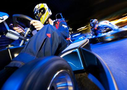 Soirée animation entreprise Karting Toulouse