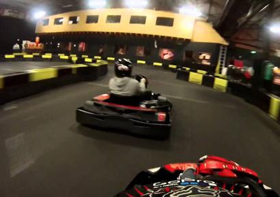 Soirée entreprise Karting Toulouse