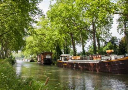 Soirée péniche entreprise Toulouse