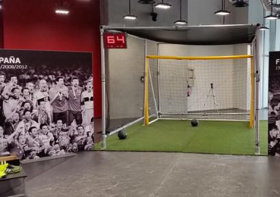Soirée entreprise simulateur football