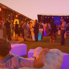 Soirée garden party entreprise Toulouse 10