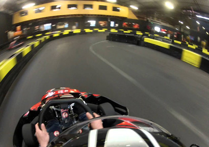 Soirée groupe Karting Toulouse