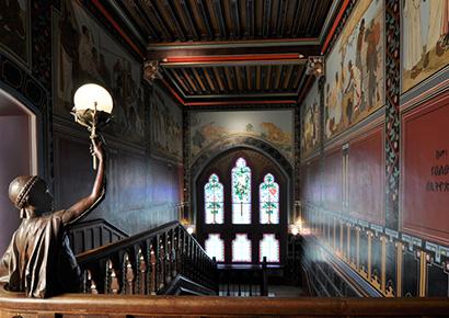 Soiree entreprise Chateau Pays Basque
