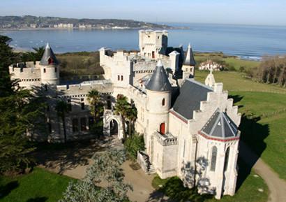 Soiree entreprise dans un Chateau au Pays Basque