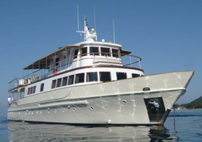 Soiree entreprise sur un Yacht en Cote d Azur