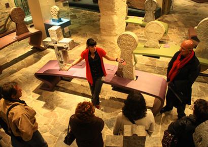 Soiree groupe Pays Basque visite musée