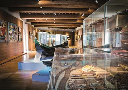 Soiree groupe Pays Basque visite musée 2