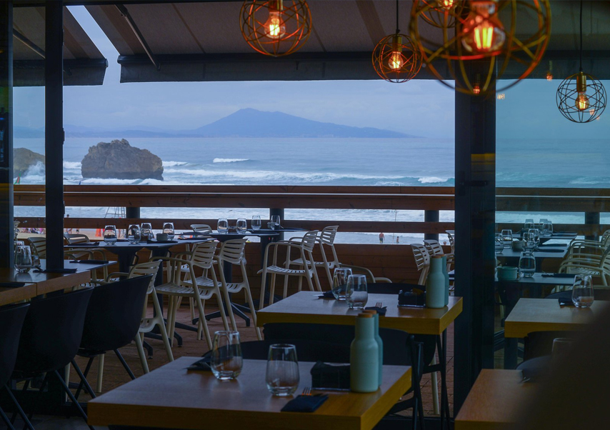 Soirée groupe pays basque restaurant