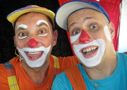 Spectacle de clowns pour enfants Toulouse 2