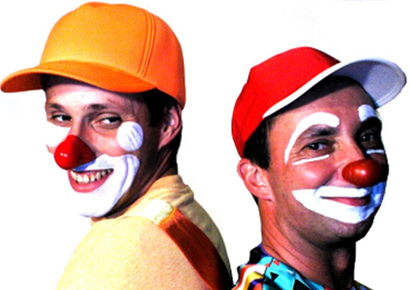 Spectacle de clowns pour enfants Toulouse 3