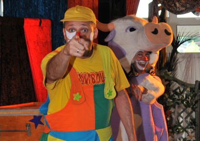 Spectacle de clowns pour enfants Toulouse 4