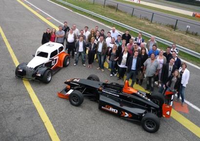 Stage de Pilotage Entreprise en Formule 3 F3 2