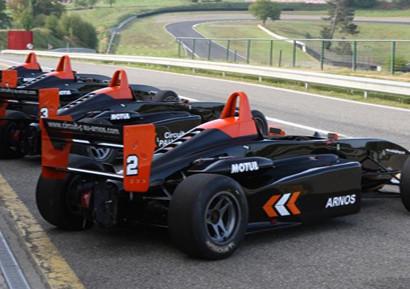 Stage de Pilotage Entreprise en Formule 3 F3 4