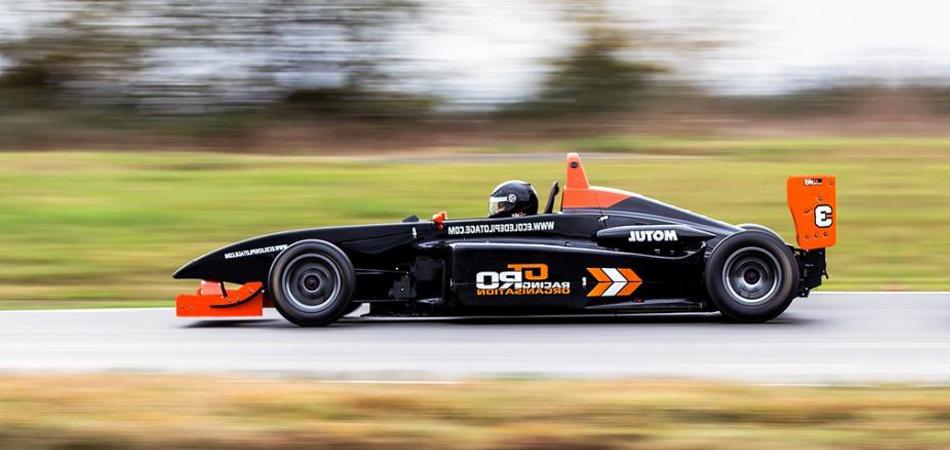 Stage de Pilotage Entreprise en Formule 3 F3