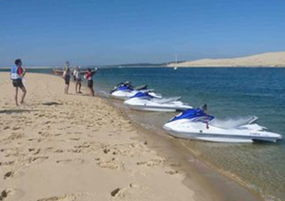 Team Building a Arcachon