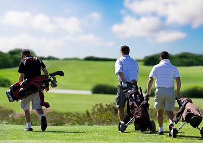 Team booster entreprise compétition de golf