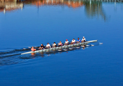 Team building Aviron Toulouse