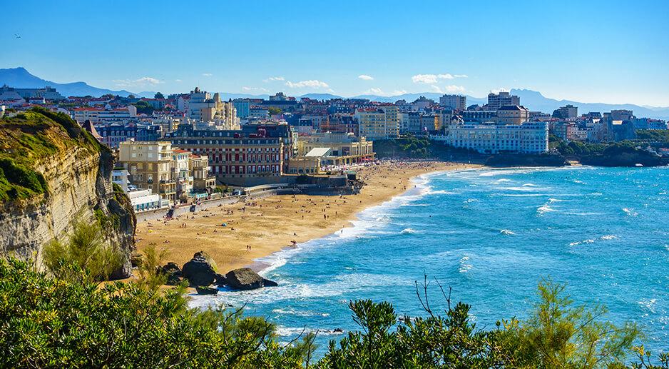 Team building Biarritz