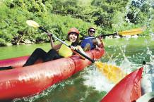 Team building Canoe Kayak Toulouse