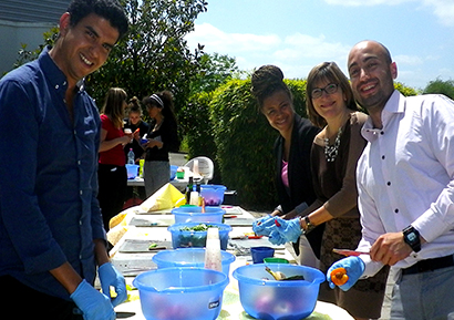 Team building anti-gaspillage alimentaire 2
