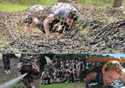 Team building commando toulouse