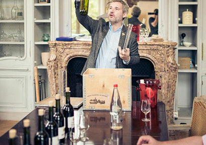 Team building création vin sommelier