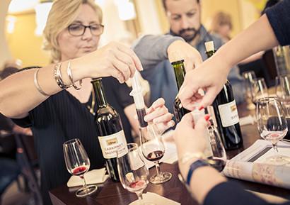 Team building création vin champagne