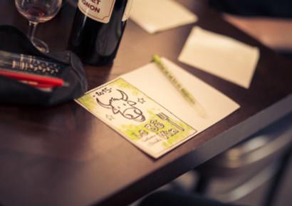 Team building création vin marketing