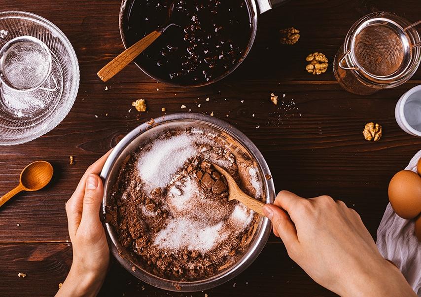 Team building culinaire visio chocolat