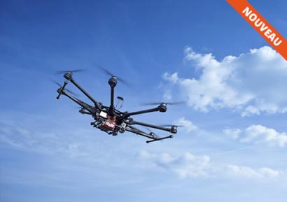 Team building drone