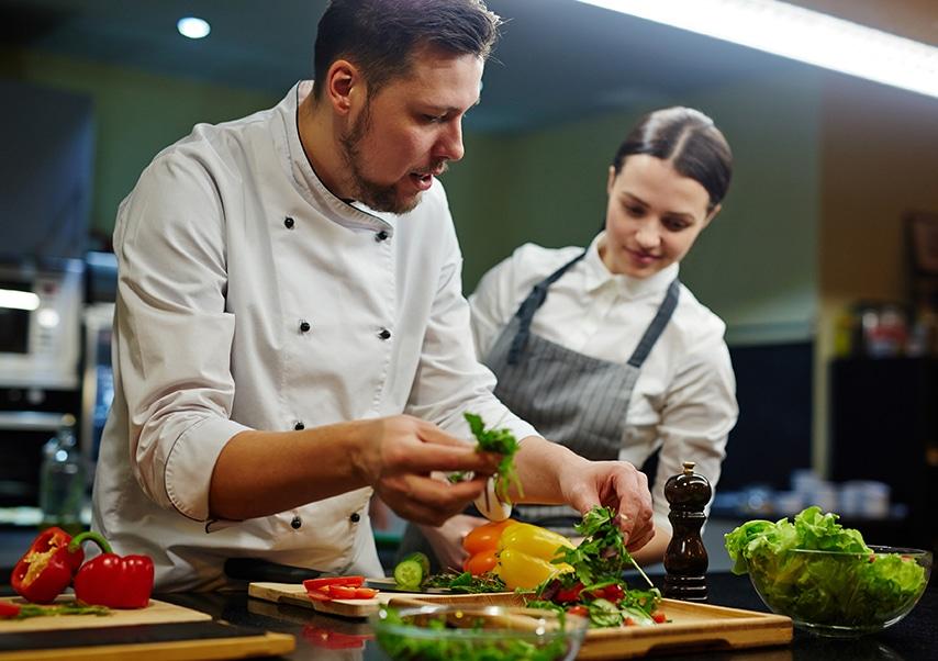 Team building émission culinaire cuisine