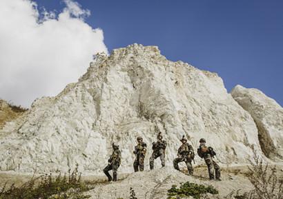 Team building militaire