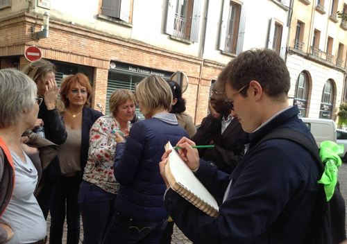 Team building oenologie Montauban 2