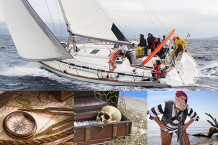 Team building régate en voilier avec challenges et chasse au trésor