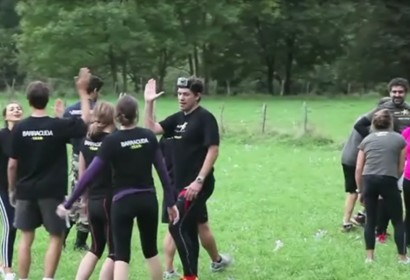 team building sport bootcamp