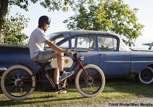 Team building vélo vintage électrique 3