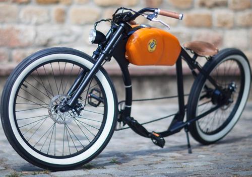 Team building vélo vintage électrique 4
