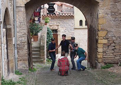Team building vidéo action