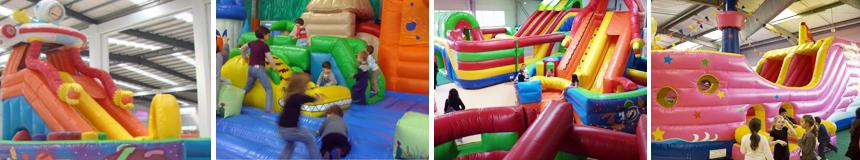 Teste et Approuve par nos Clients Journee Family Day Jeux Gonflables