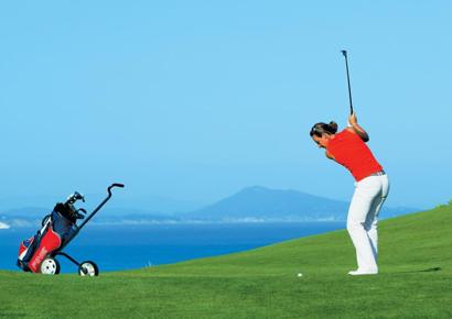 Tournoi golf entreprise Biarritz