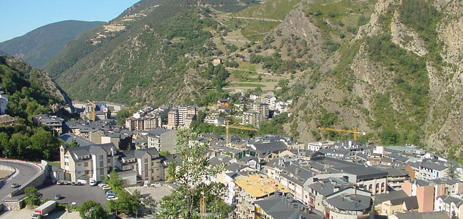 Vallee d'Ordino