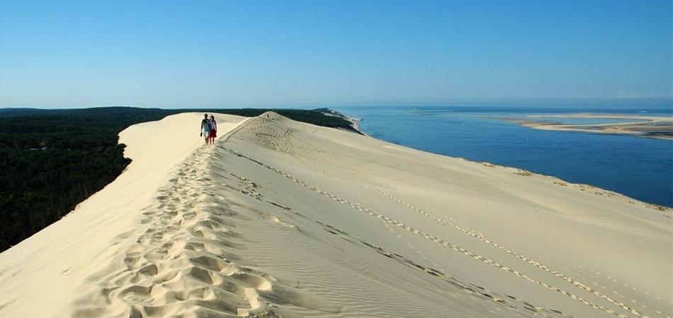 Visite de la Dune du Pilat