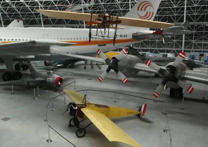 Visite Musée Aéroscopia 3