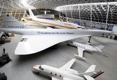 Visite Musée Aéroscopia