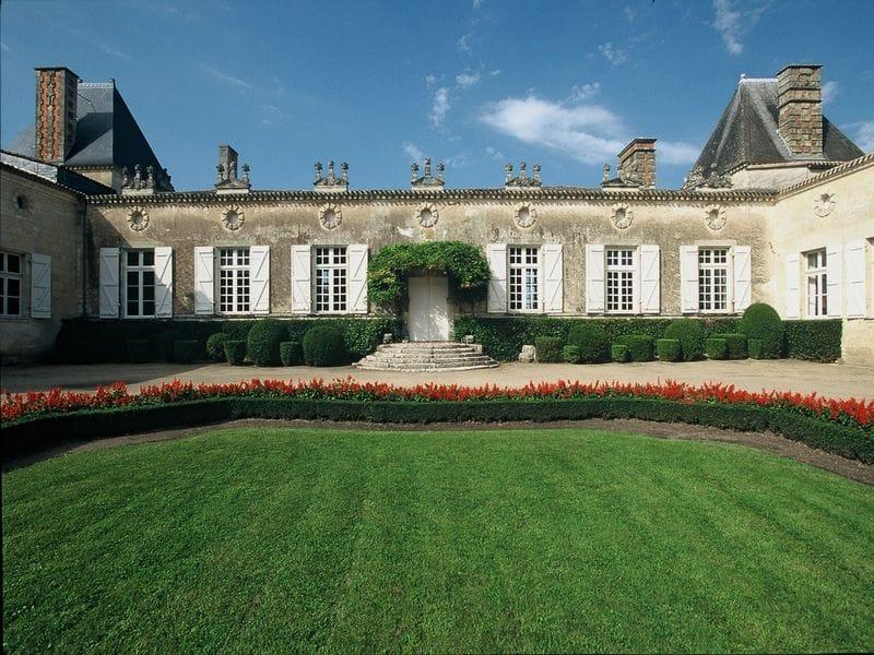 Visite dégustation vin bordeaux château